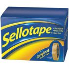 Sellotape Golden Tape 18mm x66M 1443252 (Pack of 16)